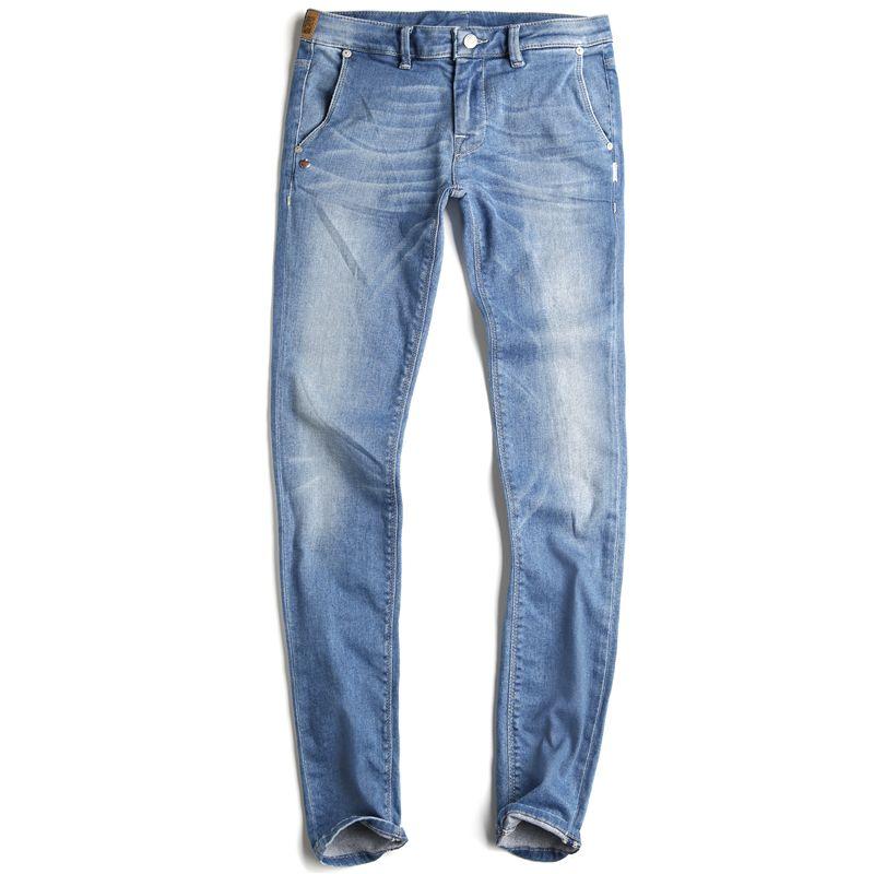 Pantaloni Jesus Jeans donna-4001HE0