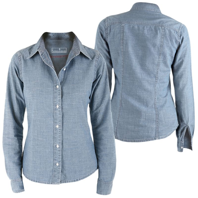 Camicie Jesus Jeans donna-4001R30