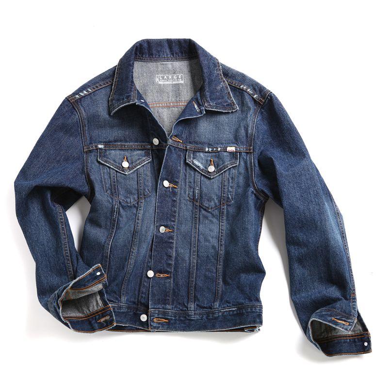 Jeans Jesus 4001rj0 Giubbotti Uomo f6bYgy7