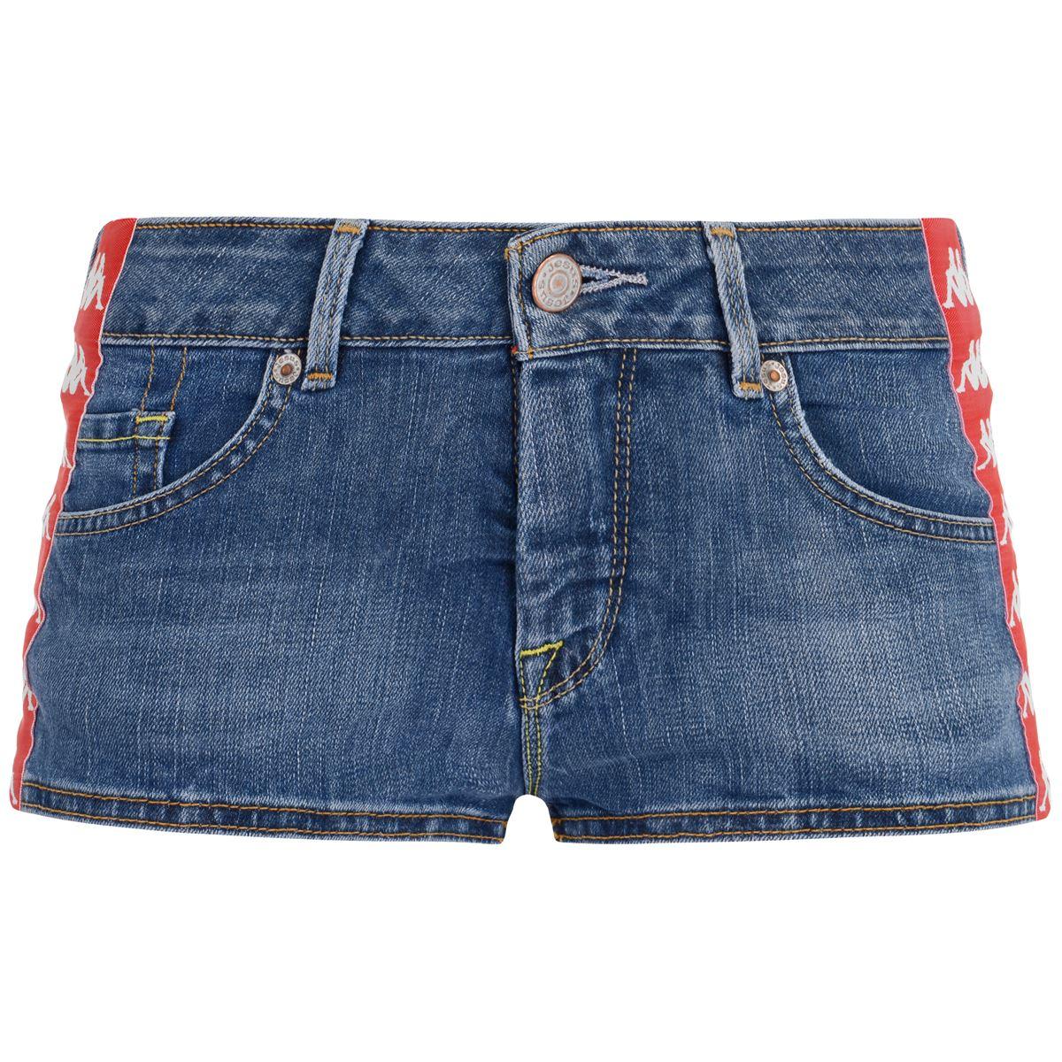 Pantaloncini Jesus Jeans donna-461196WKPA